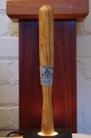 Click for a larger picture of Mountain Top Muddlers  Olive Wood Muddler