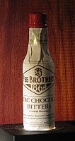 Click for a larger picture of Fee Brothers Aztec Chocolate  Bitters