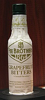 Click for a larger picture of Fee Brothers Grapefruit Bitters