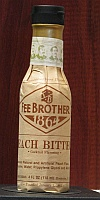 Click for a larger picture of Fee Brothers Peach Bitters