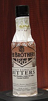 Click for a larger picture of Fee Brothers Whiskey Bitters 2008