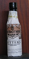 Click for a larger picture of Fee Brothers Whiskey Bitters 2009