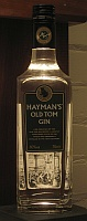 Click for a larger picture of Haymans Old Tom Gin