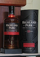 Click for a larger picture of Highland Park 18 year-old Scotch