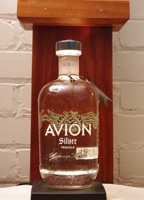 Click for a larger picture of Avion Silver Tequila