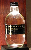 Click for a larger picture of Karlsson's Vodka